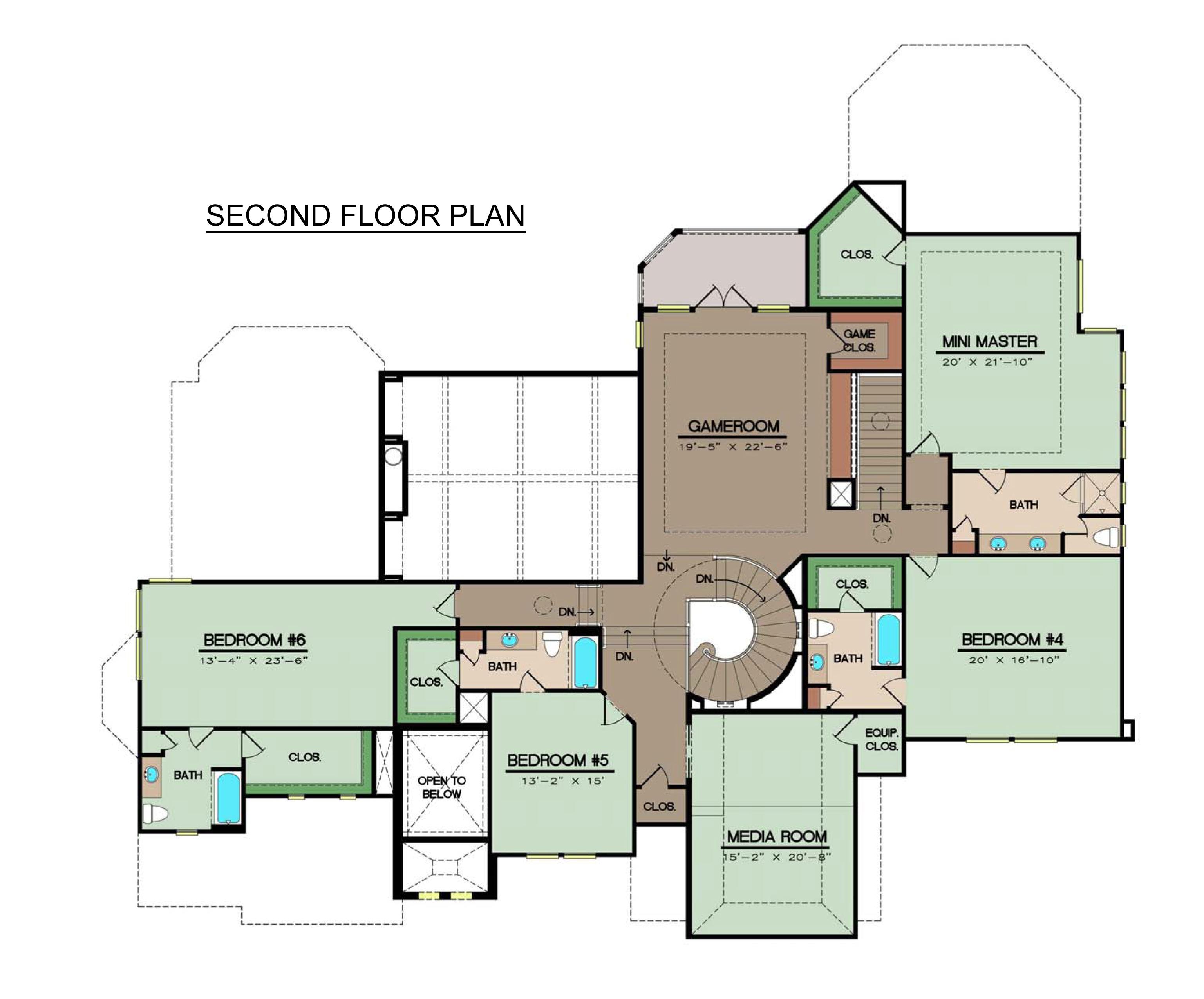 Woodside homes floor viceroy homes floor plans for Viceroy homes floor plans